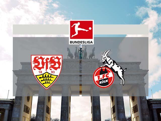 Nhận định bóng đá Stuttgart vs Cologne 1h30 ngày 24/10 (Bundesliga 2020/21)