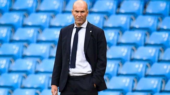 Zidane thề chiến đấu đến ngày cuối cùng còn tại vị ở Real hình ảnh
