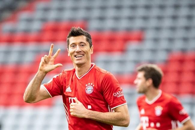 Lewandowski hoan tat cu hat-trick hoan hao