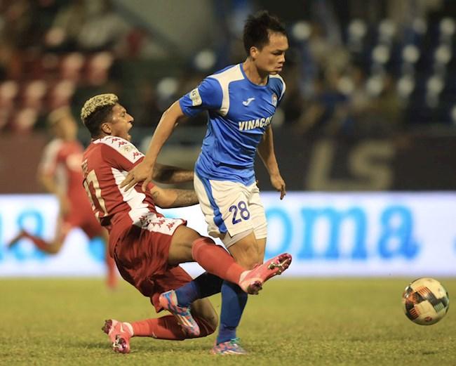 HLV Chung Hae Soung chia sẻ sau trận thua Than Quảng Ninh hình ảnh
