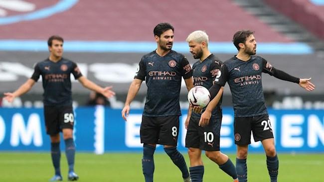 Man City hoa 1-1 truoc West Ham