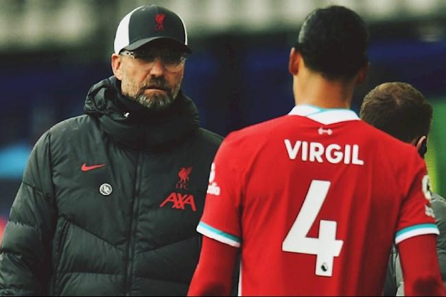 Jurgen Klopp và bài toán hàng phòng ngự không Virgil van Dijk
