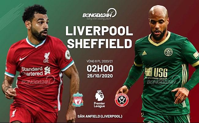 Liverpool vs Sheffield