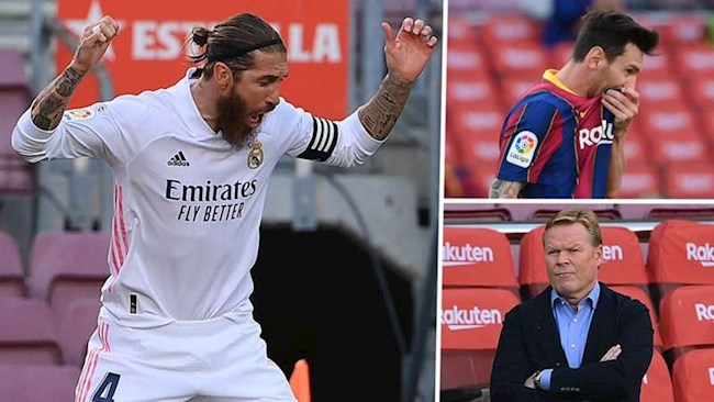 Ramos va Messi ava