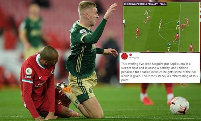 Liverpool vs Sheffield United The Kop nhận 11m oan uổng hình ảnh