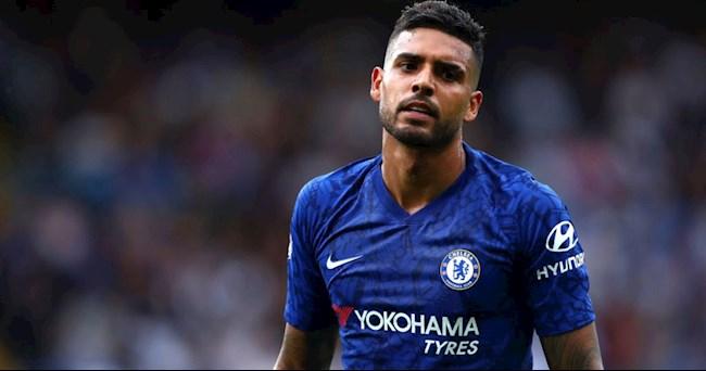 Hậu vệ Emerson rời Chelsea vào tháng 1 năm 2021 hình ảnh