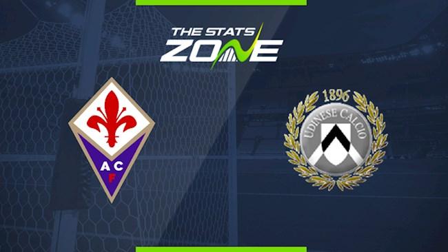 Fiorentina vs Udinese