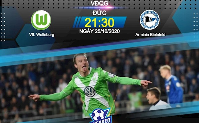 Wolfsburg vs Bielefeld