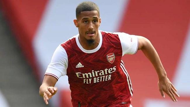Saliba sẽ thành công ở Arsenal hình ảnh