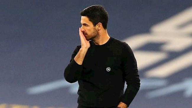 HLV Arteta không hiểu vì sao Arsenal bị từ chối bàn thắng hình ảnh