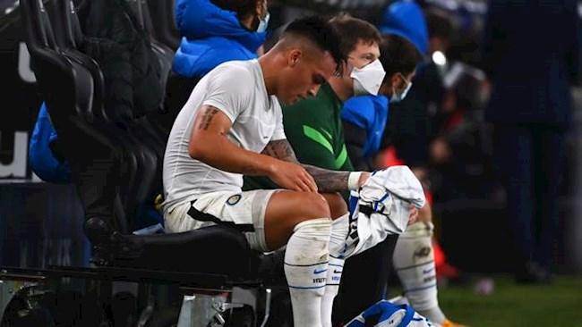 Tiền đạo Lautaro Martinez nổi loạn, HLV Conte phản ứng thế nào hình ảnh