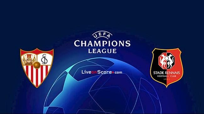Sevilla vs Rennes