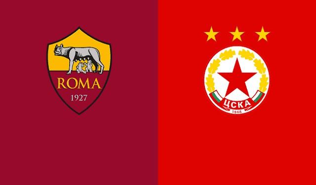 Roma vs CSKA Sofia