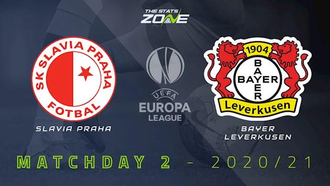 Slavia Praha vs Leverkusen