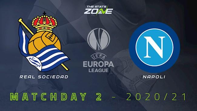 Sociedad vs Napoli