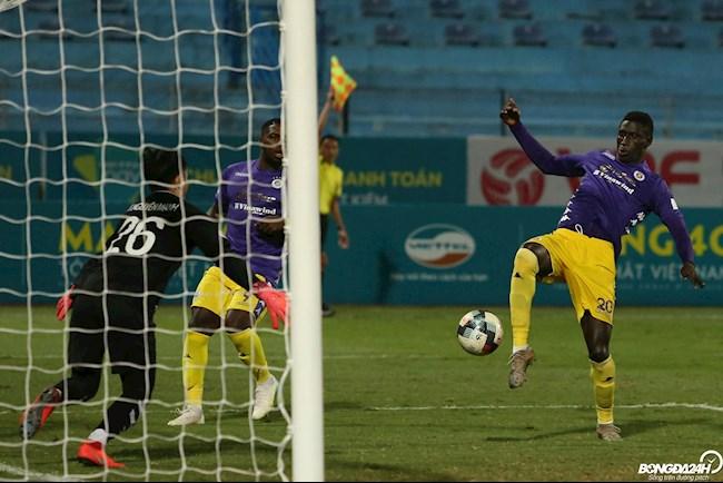5 điều rút ra sau trận Viettel 0-0 Hà Nội FC Ngày đáng quên của Pape Omar hình ảnh 2
