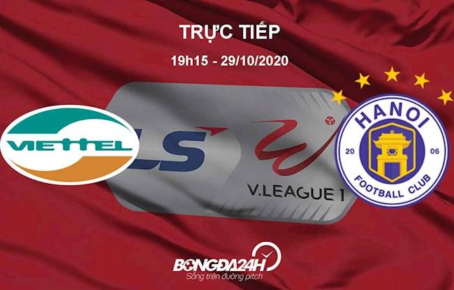 Trực tiếp bóng đá Viettel vs Hà Nội VLeague hôm nay ở đâu  hình ảnh
