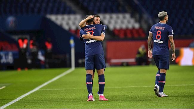 Video kết quả clip highlights PSG vs Angers Ligue 1 202021 hình ảnh