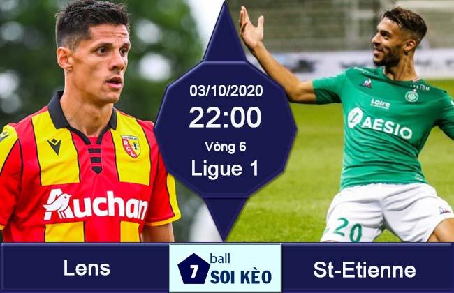 Lens vs St.Etienne