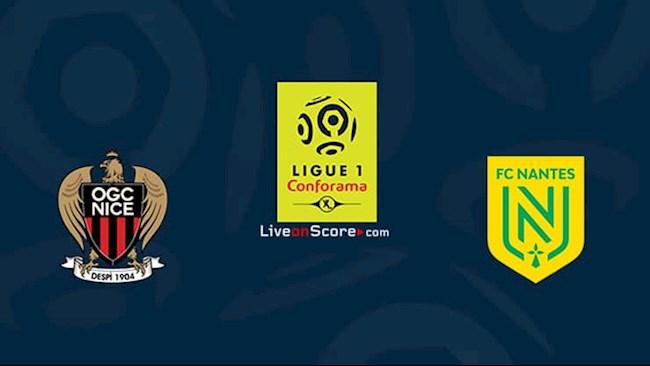 Nice vs Nantes