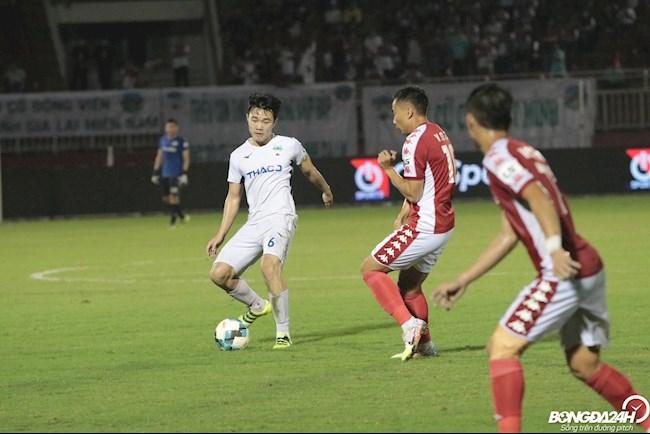 HLV Chung Hae Soung chia sẻ sau chiến thắng trước HAGL hình ảnh