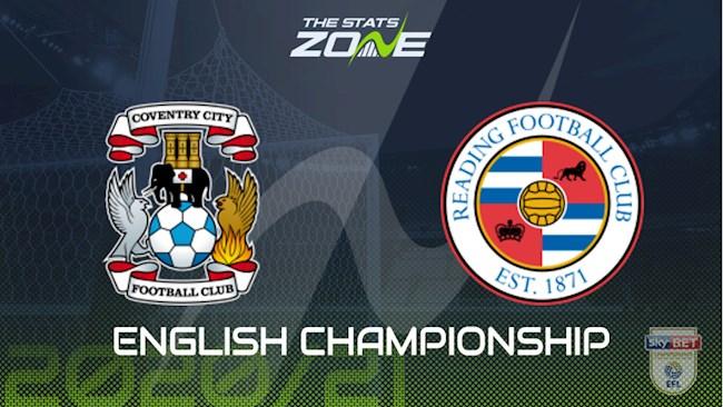 Coventry vs Reading