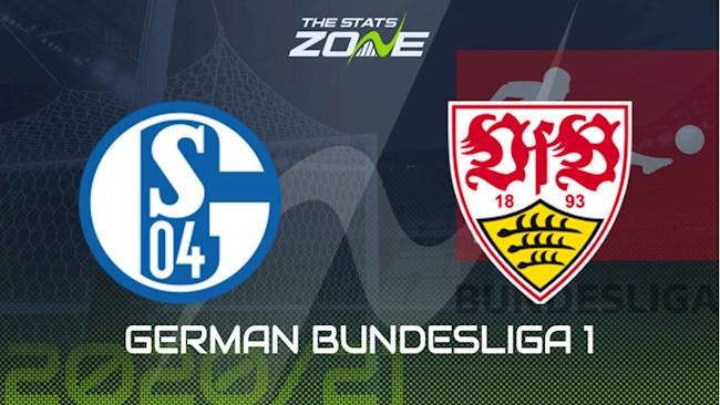 Schalke vs Stuttgart