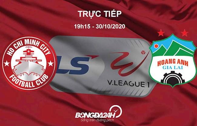 Trực tiếp bóng đá TPHCM vs HAGL xem ở kênh nào  hình ảnh