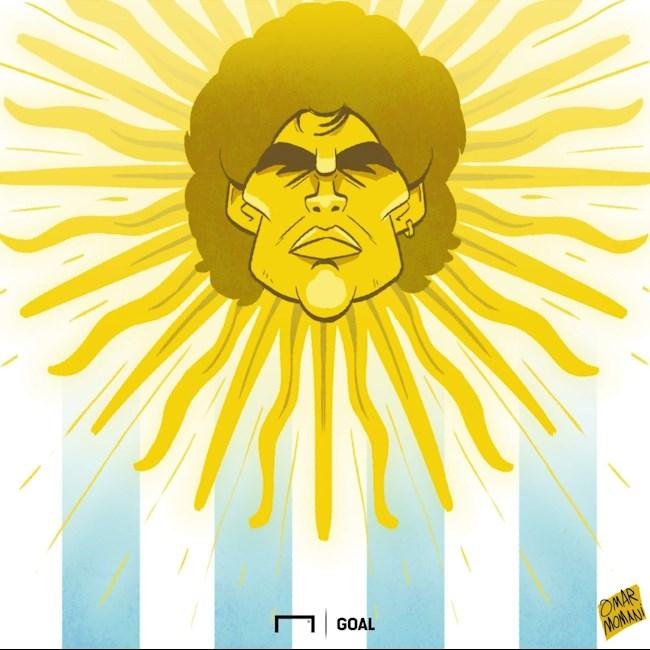Biếm họa Messi được ví như Harry Potter, Ronaldo lại nhận vai ác hình ảnh