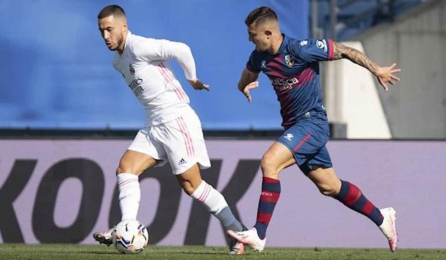 Video bóng đá Real Madrid vs Huesca link xem bàn thắng hình ảnh