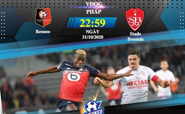 Rennes vs Brest