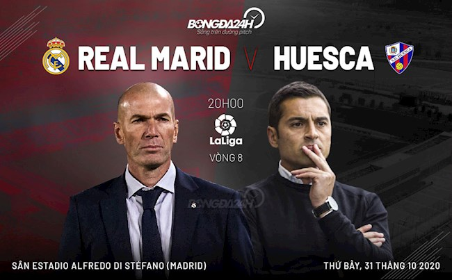 Real Madrid vs Huesca nhan dinh