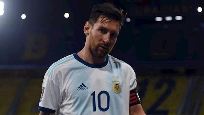 Cống hiến của Lionel Messi cho Argentina không thể nghi ngờ! hình ảnh
