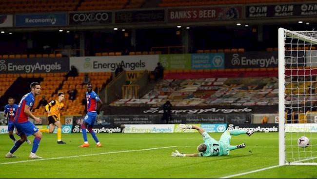 Kết quả Wolves vs Crystal Palace Premier League đêm qua hình ảnh