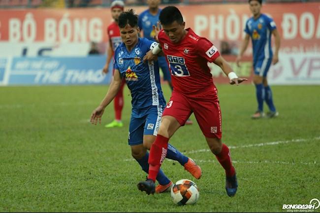 Hai Phong vs Quang Nam