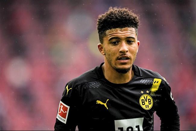 Dortmund mở đường bán sao trẻ Jadon Sancho cho MU hình ảnh