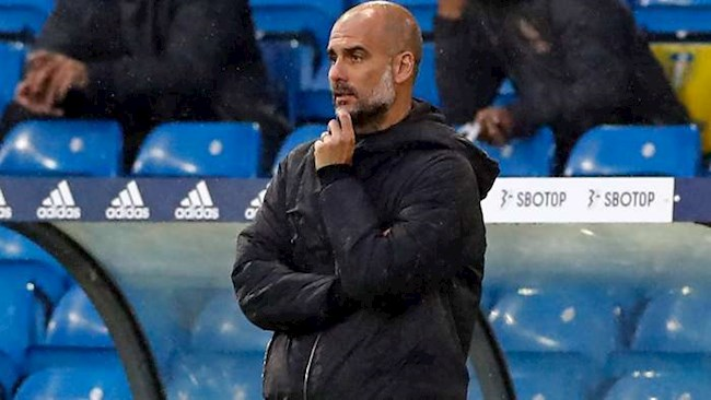 Man City sảy chân liên tục, Pep Guardiola vẫn lạc quan hình ảnh