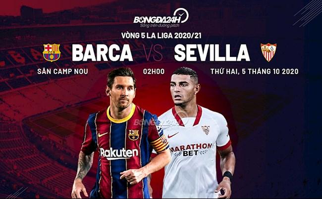 Barca vs Sevilla nhan dinh