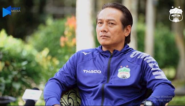 HLV Nguyễn Văn Đàn thận trọng trước trận gặp Viettel hình ảnh