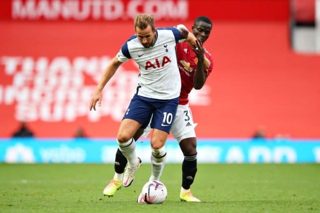 Patrice Evra phát biểu về trận MU vs Tottenham hình ảnh