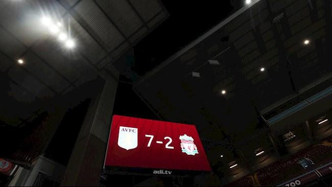 Aston Villa danh bai Liverpool voi ti so khong tuong