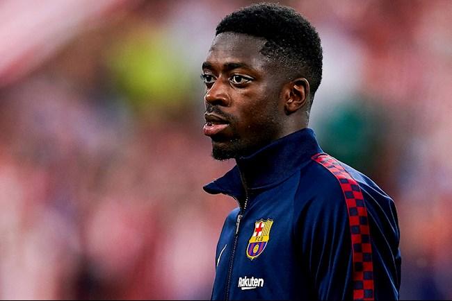 Barca sẵn sàng bán Ousmane Dembele cho MU hình ảnh