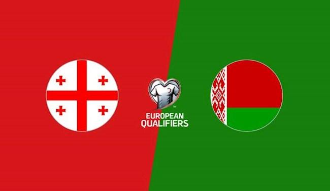 Georgia vs Belarus