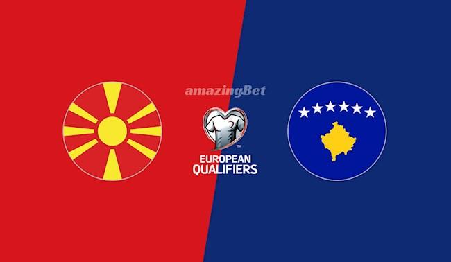 Macedonia vs Kosovo
