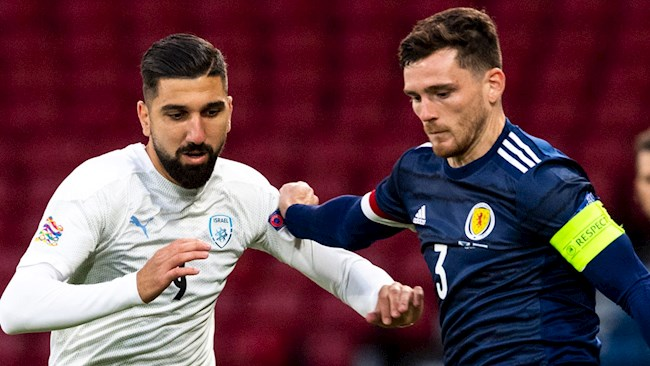 Scotland vs Israel