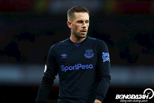 Tiểu sử cầu thủ Gylfi Sigurdsson tiền vệ của CLB Everton FC hình ảnh