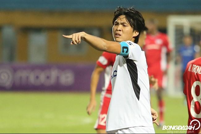 ẢNH Phút tỏa sáng của Văn Thanh không cứu HAGL khỏi trận thua muối mặt hình ảnh 2