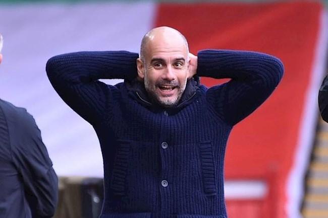 Pep không bao giờ trở lại Barca hình ảnh