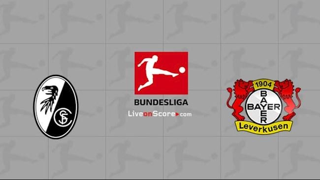 Freiburg vs Leverkusen