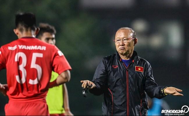 HLV Park Hang Seo ngợi khen bóng đá Việt Nam trên báo châu Á hình ảnh
